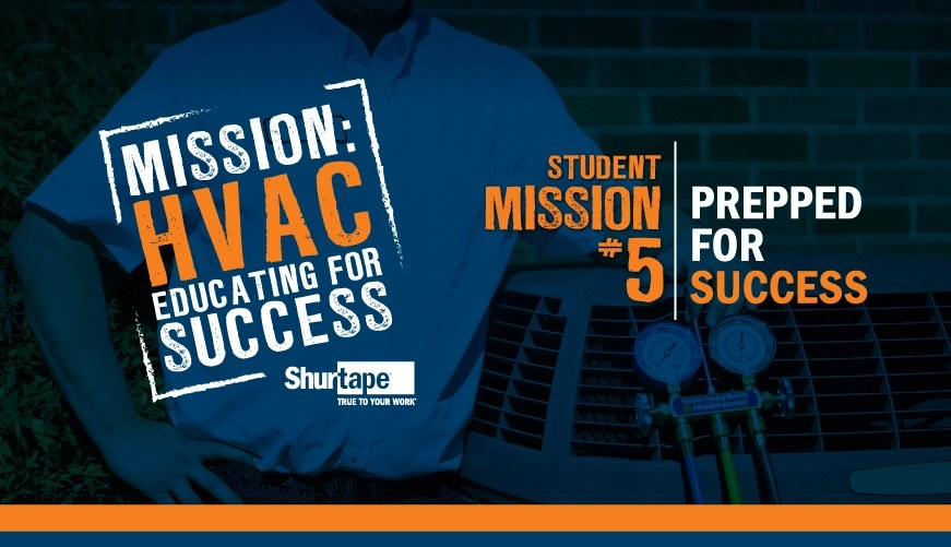 Mission #5: Prepped for Success