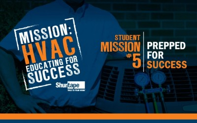 Mission: HVAC 2019 – Mission Five: Prepped for Success