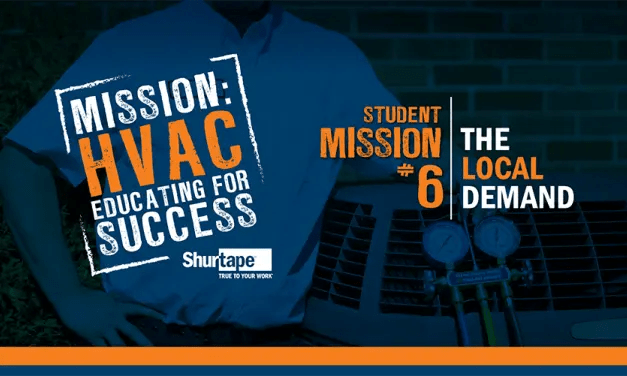 Mission: HVAC 2019 – Mission Six: The Local Demand