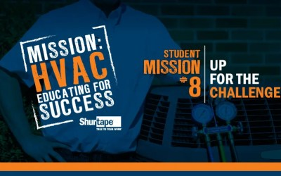 Mission: HVAC 2019 – Mission Eight: Up for the Challenge