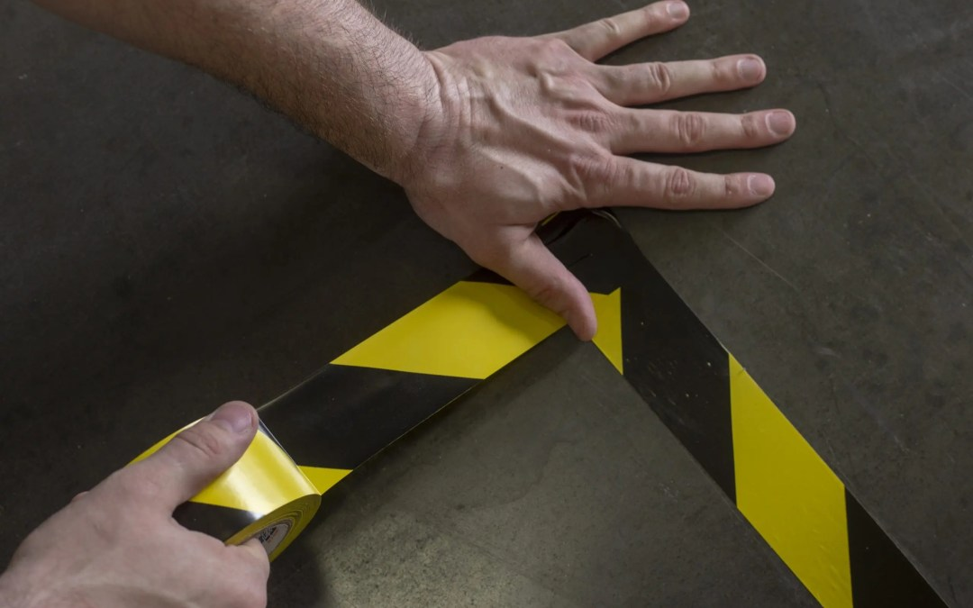 Floor Marking Tape – Best Practices and Tips