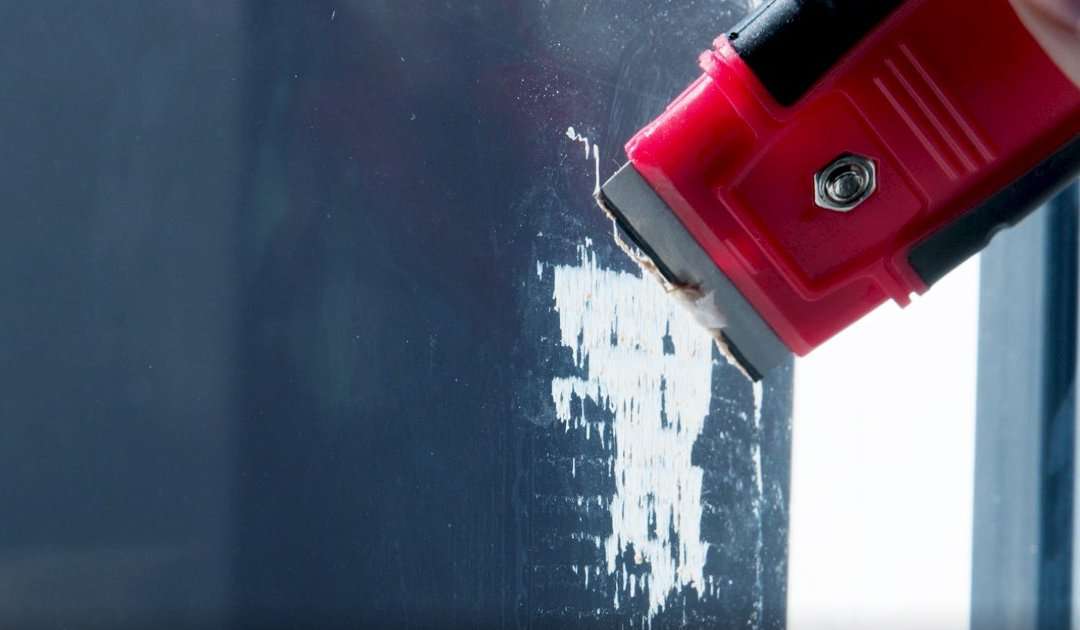 How to Remove Duct Tape Adhesive
