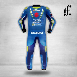 Andrea Iannone MotoGP Suzuki 2018 Leather Racing Suit