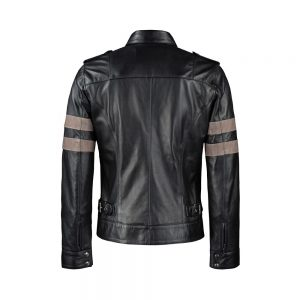 Resident Evil Black Fashion Leather Jacket