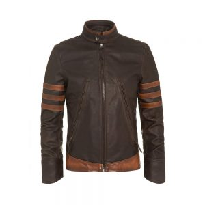 X Man Fashion Leather Jacket