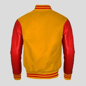 Wholesale Leather Varsity jacket