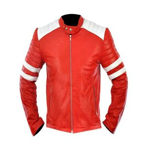 Fight Club Hybrid Mayhem Tyler Durden Brad Pitt Jacket