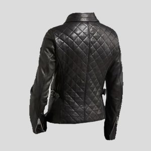 New Bubble Leather Attractive Jacket for Women