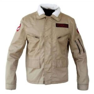 Ghostbusters Cotton Jacket in Ideal and Unique Style