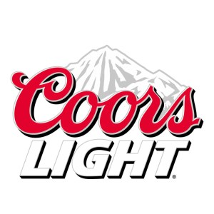 Coors Light 50L keg