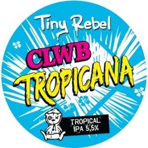 Tiny Rebel Clwb Tropicana Key Keg
