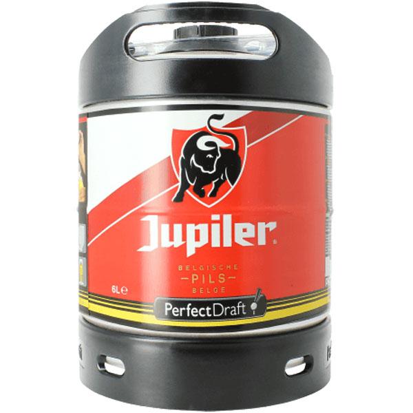 Jupiler Perfect Draft keg
