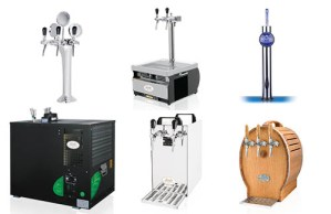 Dispensers, coolers and fonts
