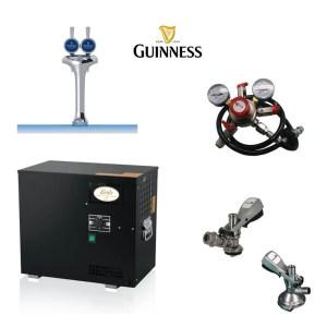 guinness home bar kit