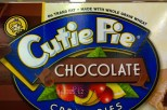 Cutie Pie (chocolate clementines? - see 'Cuties' above)