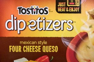 Dipetizers (what to eat while listening to R & Brie )