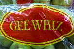 Gee Whiz (Oh my! Green apples;)