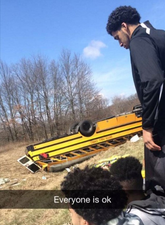 Cause Of Griffith High School Bus Accident Finally Revealed, Officials In Disbelief