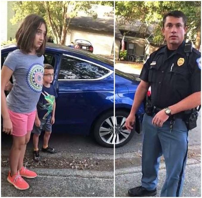 Corey Lewis Takes White Children To Walmart, Woman Calls 911
