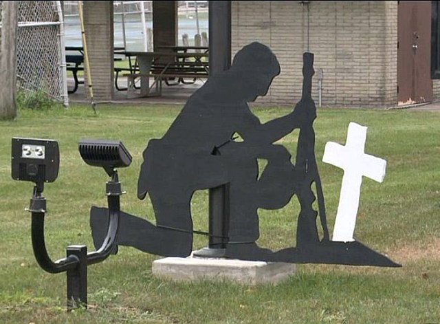 City Council Removes Veterans Memorial, Voters Strike Back