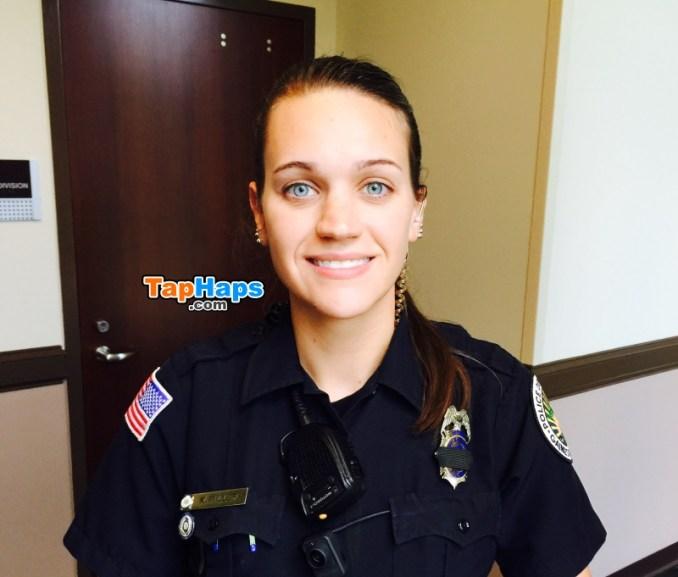 Officer Kristen Miller