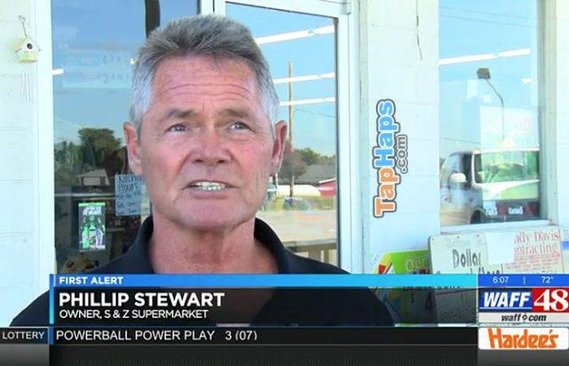 Phillip Stewart