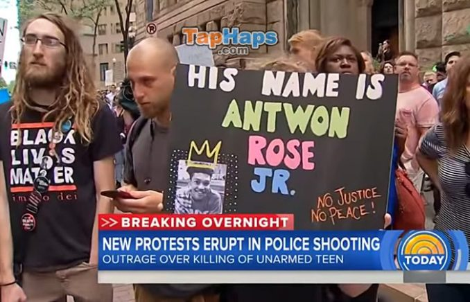 Antwon Rose City Disbands Police After Shooting Residents Upset With Consequences