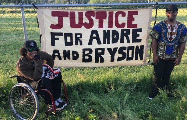 Andre Thompson Brothers Shot By Cop They Attacked Demand $25M Jury Adds Insult To Injury