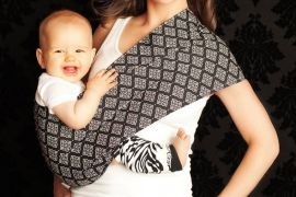 baby sling wrap review