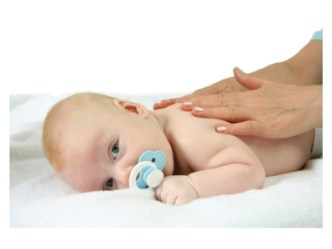 soothing a colic baby