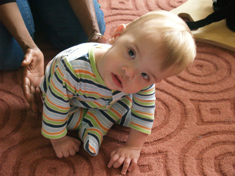 Children with Cerebral Palsy