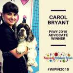 Interview with Carol Bryant~Women in the Pet Industry Advocate of the Year