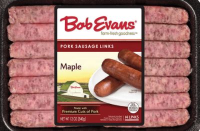 bob evans sausage recalled due to contamination - Fast Food Restaurants Open Christmas Eve