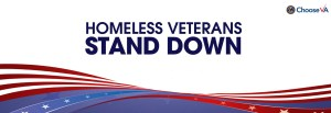 Homeless Veterans Stand Down Event 2018