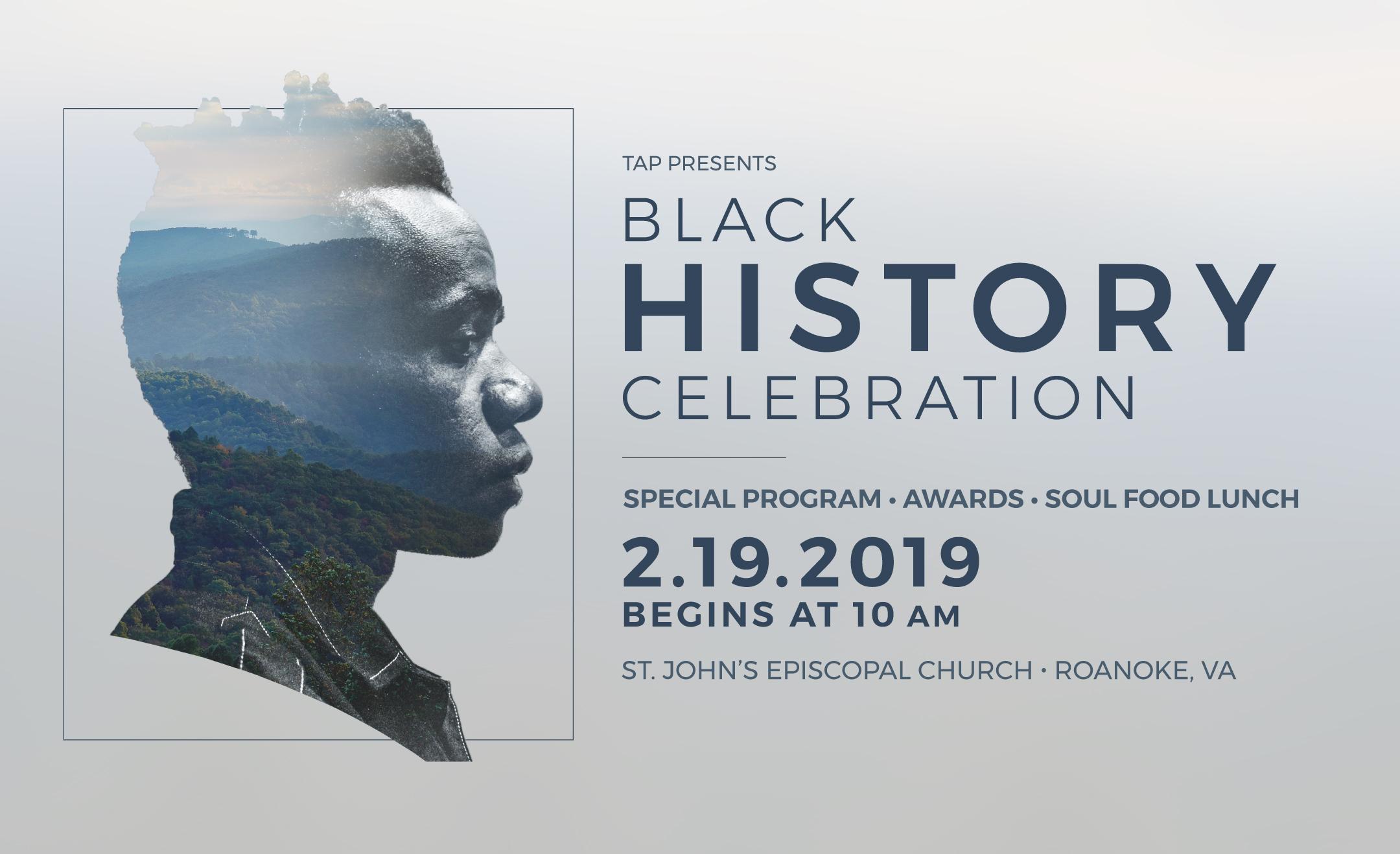 TAP 2019 Black History Celebration