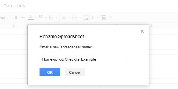 how to create web form for google spreadsheet