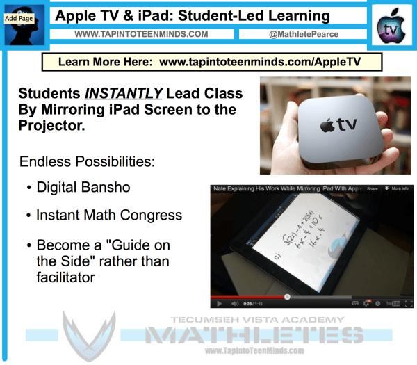 Apple Professional Development | How to Setup Apple TV