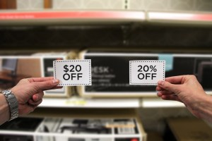 3 Act Math - Dueling Discounts - Real World Math