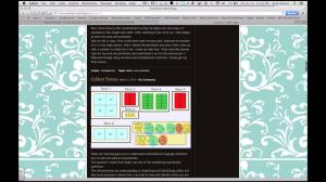 ADE 2014 Showcase - Consolidation Through Math Blogs