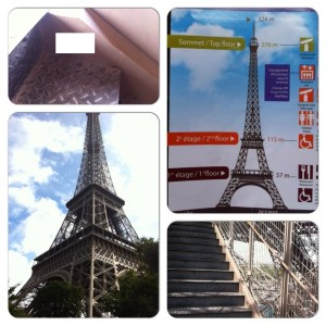 Eiffel Tower Trek - 3 Act Math Task
