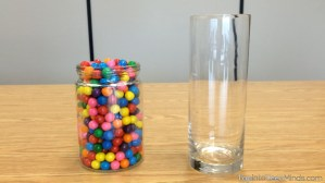 Guessing Gumballs Sequel - Short Wide vs Tall Skinny Jar