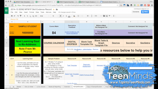 Education Digital Assessment Workflow With Google Drive & Sheets