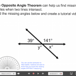 Explain Everything Angle & Triangle Journey (Part 2) - 2 Opposite Angle Theorem