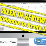 Week In Review - Week 1 - Welcome to Grade 9 Academic Math