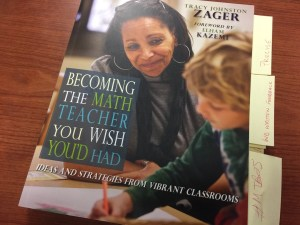 Becoming the Teacher You Never Had - Book Cover