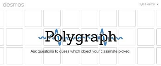 Desmos Polygraph Activity