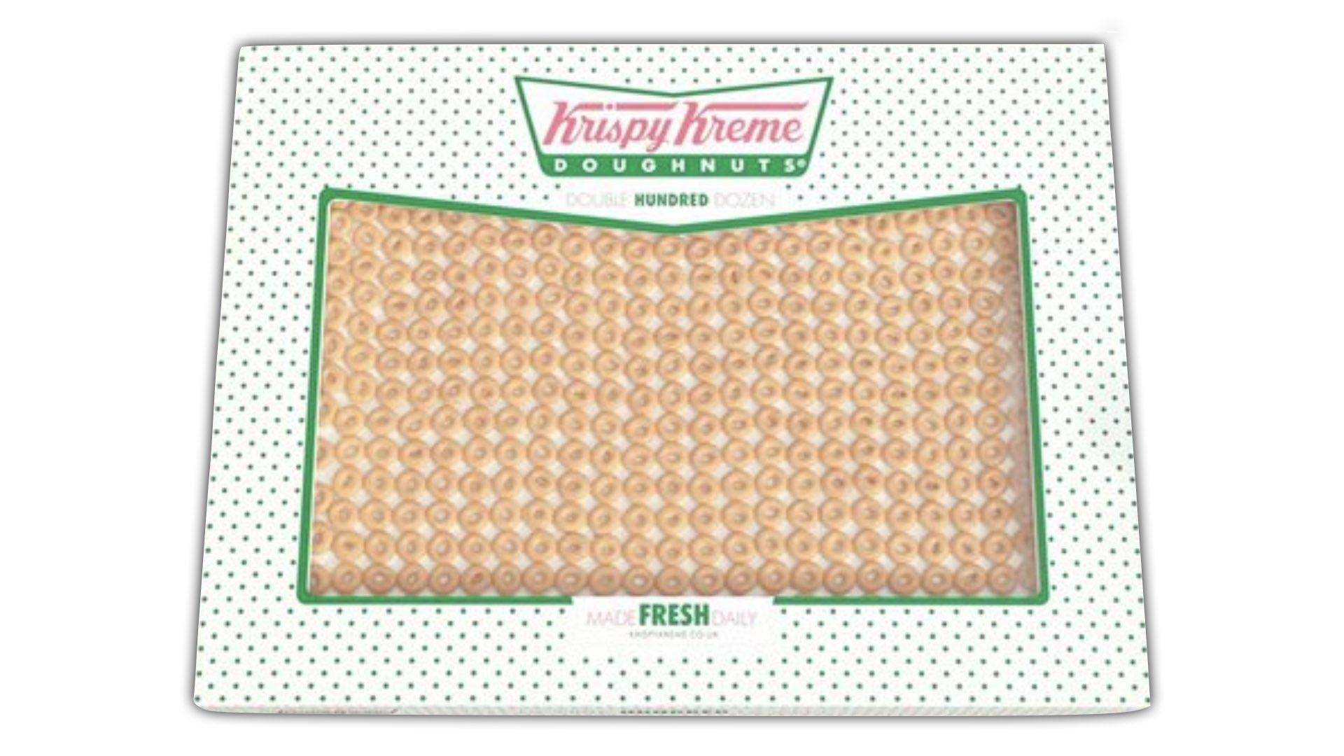 Krispy Kreme Donut Delight 3 Act Math Task