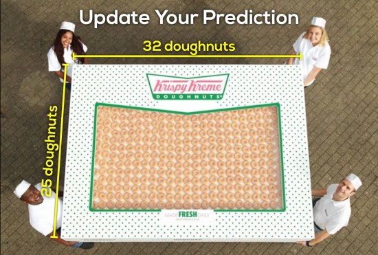 Krispy Kreme Donut Delight Act 2 - Donut Dimensions Advanced