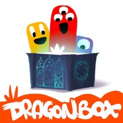 DragonBox BIG Numbers iOS icon for iPad