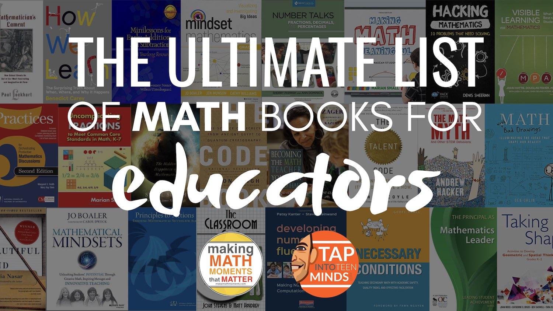 Math - Magazine cover